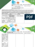 Guía de Actividades y Rúbrica de Evaluación - Paso 4 – Entrega de Informe Práctico