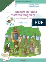 Carti Manual.comunicare.in.Limba.materna.maghiara Partea.2 Clasa.1 Ed.kreativ TEKKEN