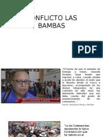 Conflicto Las Bambas