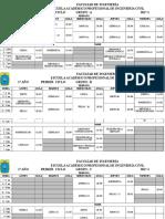 Horario Ing Civil 2017 i