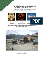 Plan Desarrollo Chacayan