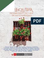 Barreda Bustinza, Julia (coord) Arequipa Patrimonio Cultural de la Humanidad. A quince años de su declaración.