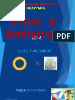 El Virus y Antivirus