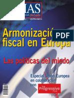 Temas Armonización Fiscal