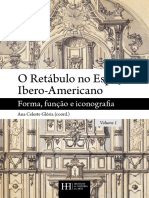 Gloria, Ana Celeste (coord)  O Retábulo no espaço Ibero-Americano (Vol. 1)