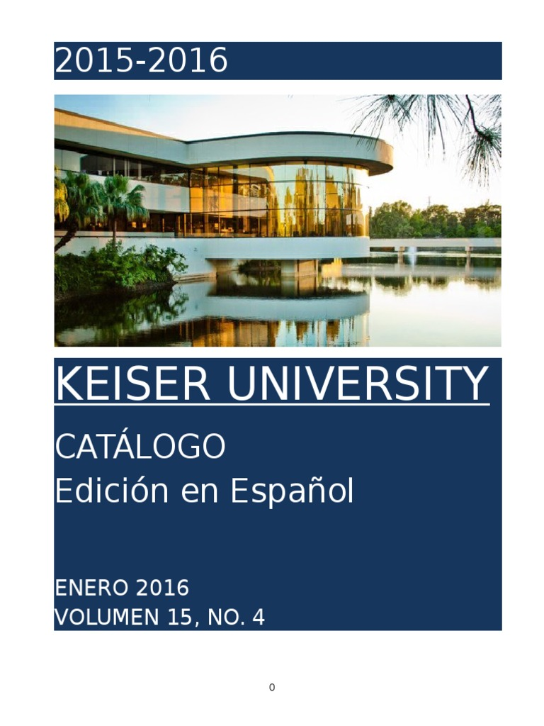 2015 16 Ku Catalog Spanish Edition