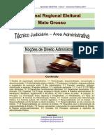 Nocoes de Direito Administrativo Exemplo