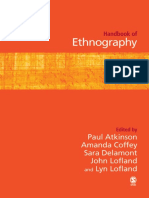 Atkinson, Paul, Et. Al. (Eds.) - Handbook of Ethnography (2007)