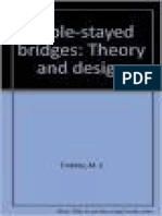 285057078 Cable Stayed Bridges Theory and Design 2nd Ed PDF