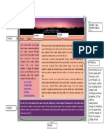 Specification Test 2 HTML CSS