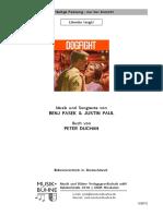 Dogfight - Libretto