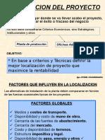 20917399 Localizacion Del Proyecto