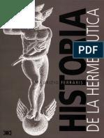 Ferraris2005-Historia de La Hermeneutica