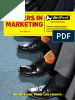 Wetfeet Careers in Marketing 2008