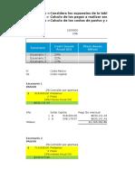 Ejercicio de Estructura Financiera - Tema 2