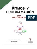 Algoritmos y Programacion Guia Para Docentes