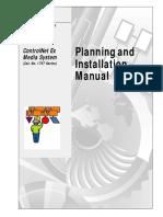 Planeacion de La Red Controlnet