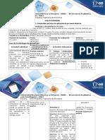 Guía de Actividades y Rúbrica de Evaluación - Fase 5 - Desarrollar Ejercicios de Aplicación de Procesos Térmicos