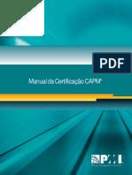 Manual CAPM Portugues