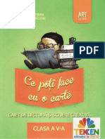 Carti Caiet.de.Lectura.si.Scriere.creativa Clasa.5 Ed.art.Grup.editorial TEKKEN