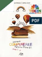 Carti Exerseaza.compunerile.pentru.nota.Zece Clasele.5 8 Ed.delfin TEKKEN
