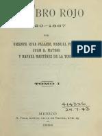005 El Libro Rojo Moctezuma