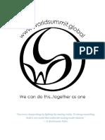 World Summit Invitation v1.0 2017