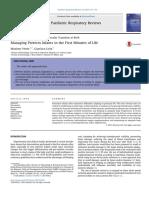 Manejo de los bebés prematuros en los primeros minutos de vida.pdf