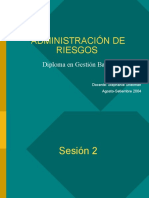 ADMINISTRACIàN DE RIESGOS 2).ppt