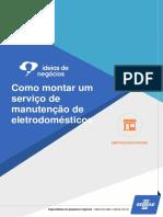 Como montar um serviço de manutenção de eletrodomésticos.pdf