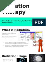 health economics - radiation