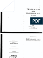 406 Ovid Art of Love