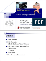 Shear Strength of Soil # Nice One