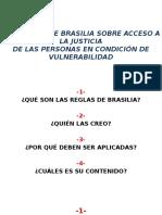 100 Reglas de Brasilia - Clase Al Civil (1)