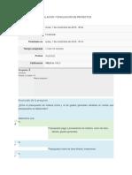 Examen Final Formulacion y Evaluacion de Proyectos