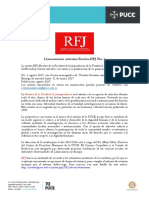 Call for Papers Rfj