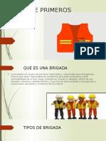 Brigada de Primeros Auxilios