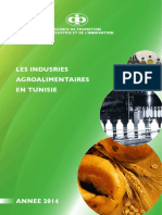 Les Indusries Agro en Tunisie API