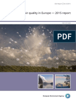 Air Quality in Europe - 2015 Report