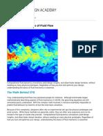 Autodesk University Workshop - Metrics and the Basics of Fluid Flow - 2015-04-06