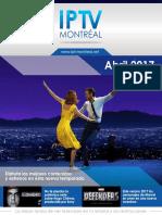 IPTV Montreal , abril 2017