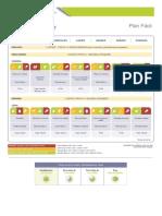 Menu Sen Cillo PDF