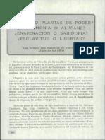 PLANTAS MISTICAS, PLANTAS DE PODER, Y SABIDURIA..pdf