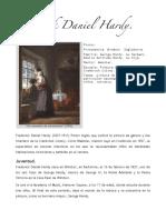 HARDY, Frederick Daniel