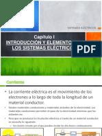 Capítulo I - Introducción y Elementos de Los Sistemas Eléctricos