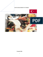 Turkey MSW Management Report