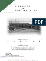 Training Report on 220 to 132KV Substation