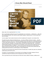 43 Books About War Every Man Should Read_AoM