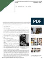 Crónicas de La Tierra Sin Mal _ AYVU RAPYTA Textos Míticos de Los Mbyá-Guaraníes Del Guairá