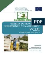 Sistema de Monitoreo & Evaluacion - VCDI [3]